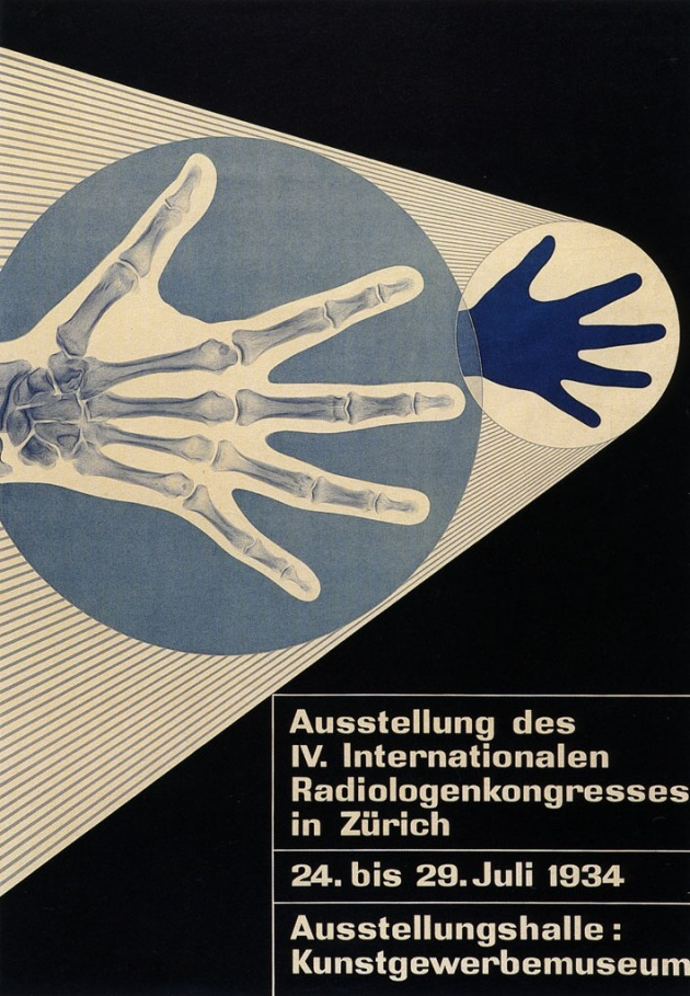 Exhibition of the Fourth International Radiologists' Congress, Walter Kach, 1934