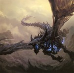 Sindragosa Concept Art, Blizzard Entertainment, 2008