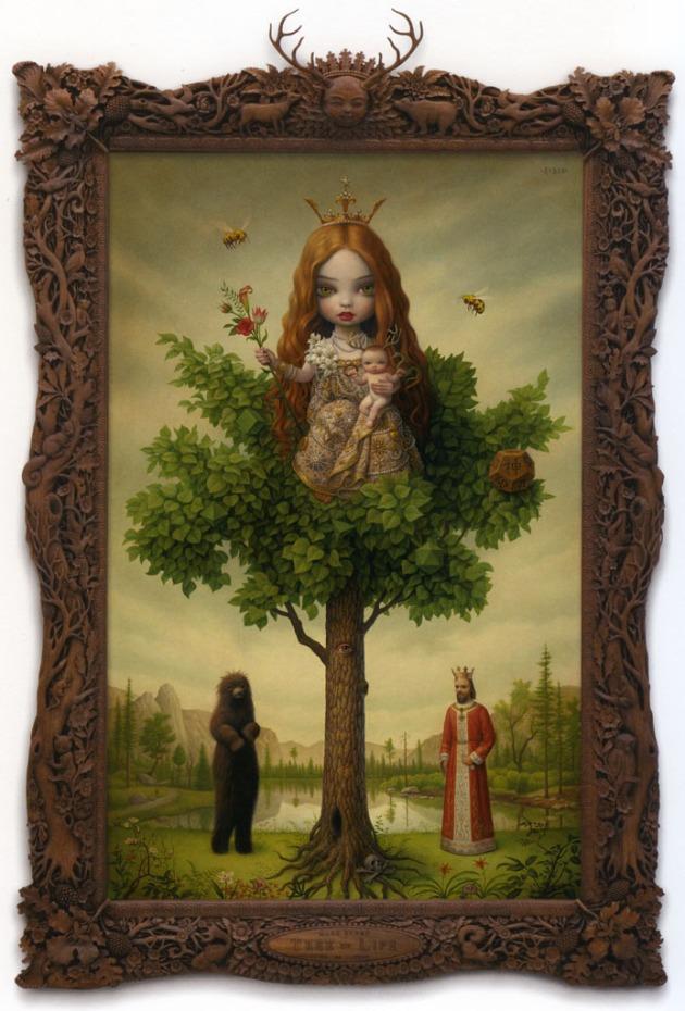 Tree of Life, Mark Ryden, 2006