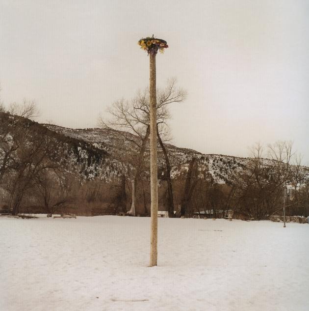 Maypole in January, Taj Forer, 2007